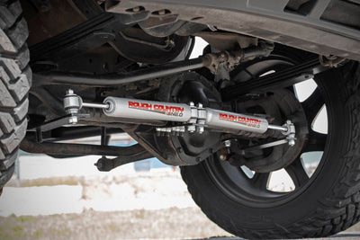 Dual Steering Stabilizer for 2-8-inch Lifts