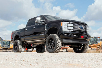 6-inch Suspension Lift Kit (Diesel Engine Non-Overload Spring Models)
