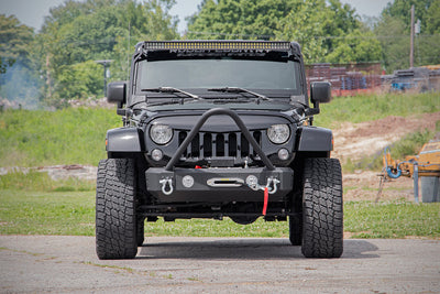 "Jeep ""Angry Eyes"" Replacement Grille (Wrangler JK / JKU)"