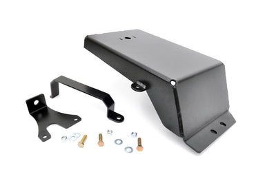 Evap Canister Skid Plate