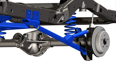 6-inch X-Series Long Arm Suspension Lift System