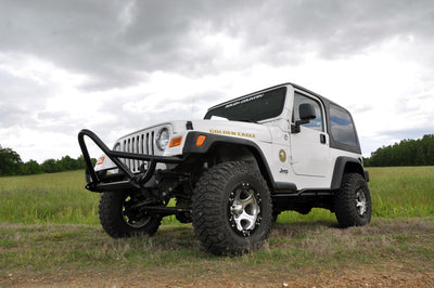 2.5-inch X-Series Suspension Lift System