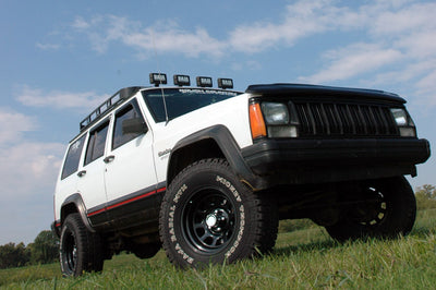 3-inch Series II Suspension Lift System
