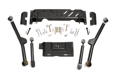 X-Flex Long Arm Upgrade Kit for 4-6-inch Lifts