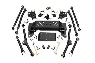 X-Flex Long Arm Upgrade Kit for 4-inch Lifts