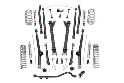 2.5-inch X-Series Long Arm Suspension Lift System