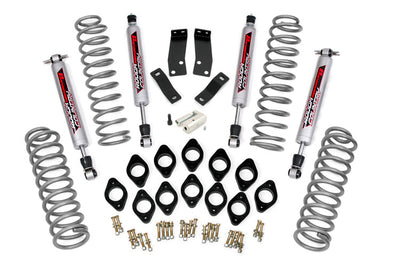 3.75-inch Suspension & Body Lift Combo System