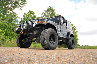 4-inch Suspension Lift System
