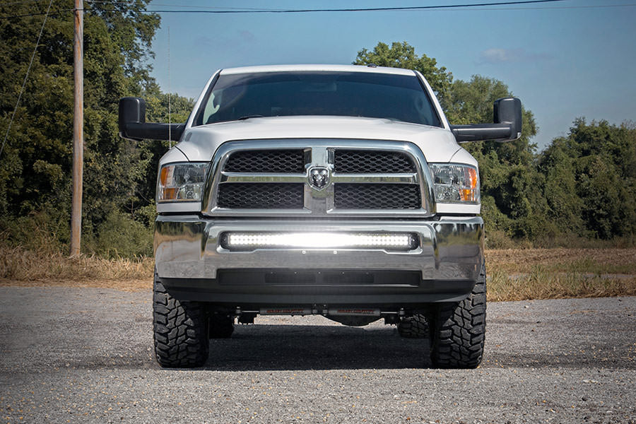 40 inch single or dual row curved led light bar hidden bumper 40 inch single or dual row curved led light bar hidden bumper mounting brackets mozeypictures Images
