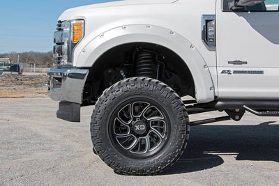 Pocket Fender Flares w/ Rivets
