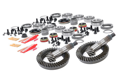 Front D30 & Rear D35 4.10 Gear Set w/ Install Kits (00-01 Cherokee XJ)