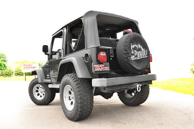 Spare Tire Cover (RC Logo & Jeep)