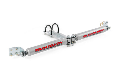 Dual Steering Stabilizer