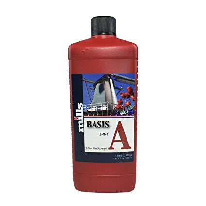 Mills Basis A - 1L - Fort Collins Mountain Lion Garden Supply