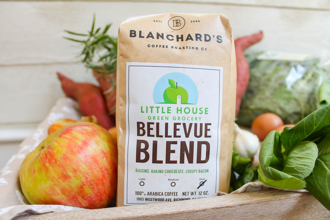 Veggie Box with Blanchard's Bellevue Blend