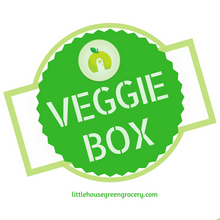 Veggie Box with Idle Hands Bread - 4 week subscription