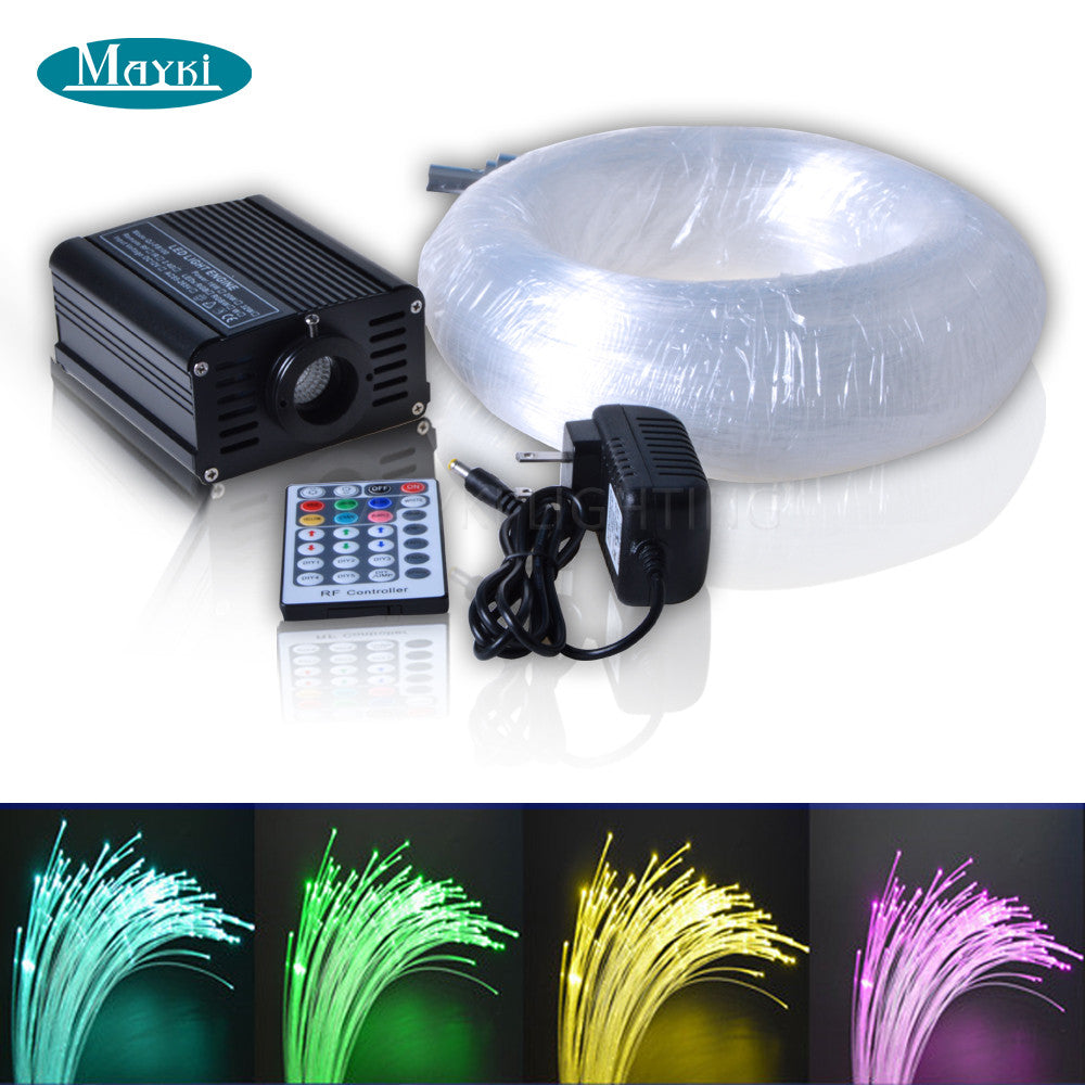 Maykit Single Fiber Optic rope for Sensory PLAY, or DIY Sensory Room