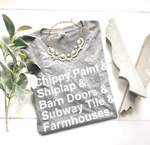 Chippy Paint | Tee