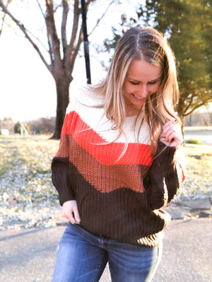 Family Traditions - Block Sweater