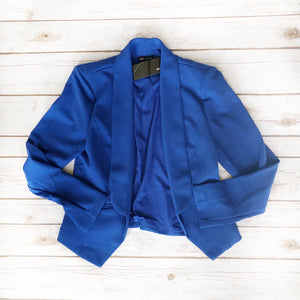 Work From Hime - Cobalt Blue Blazer