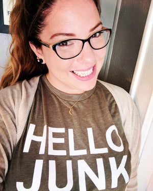Hello Junk | OLIVE
