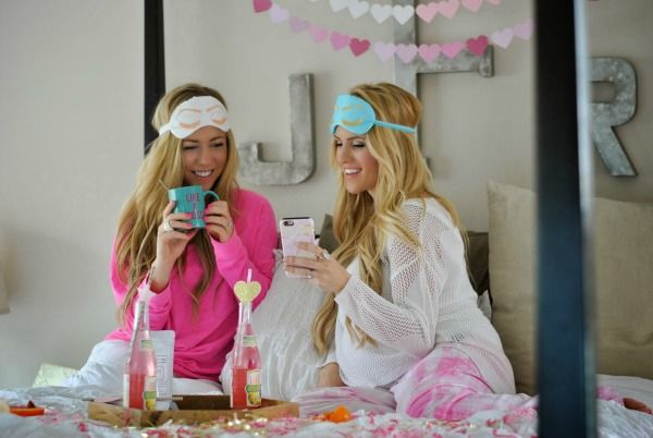 5 Steps To Planning A Hen Party Sleepover
