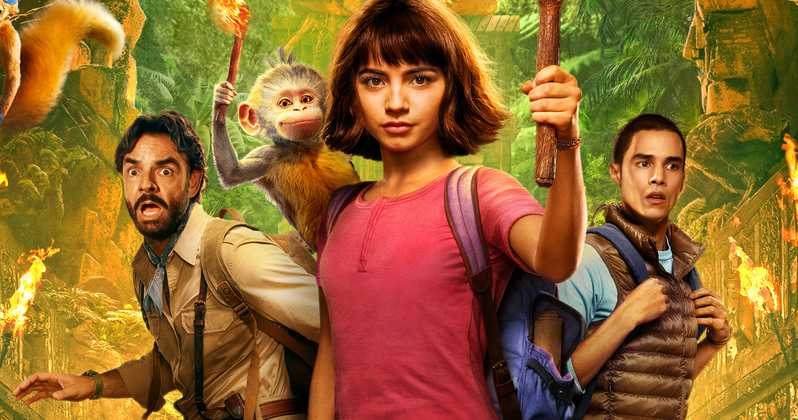 Dora & The Lost City Of Gold - Everything You Need To Know
