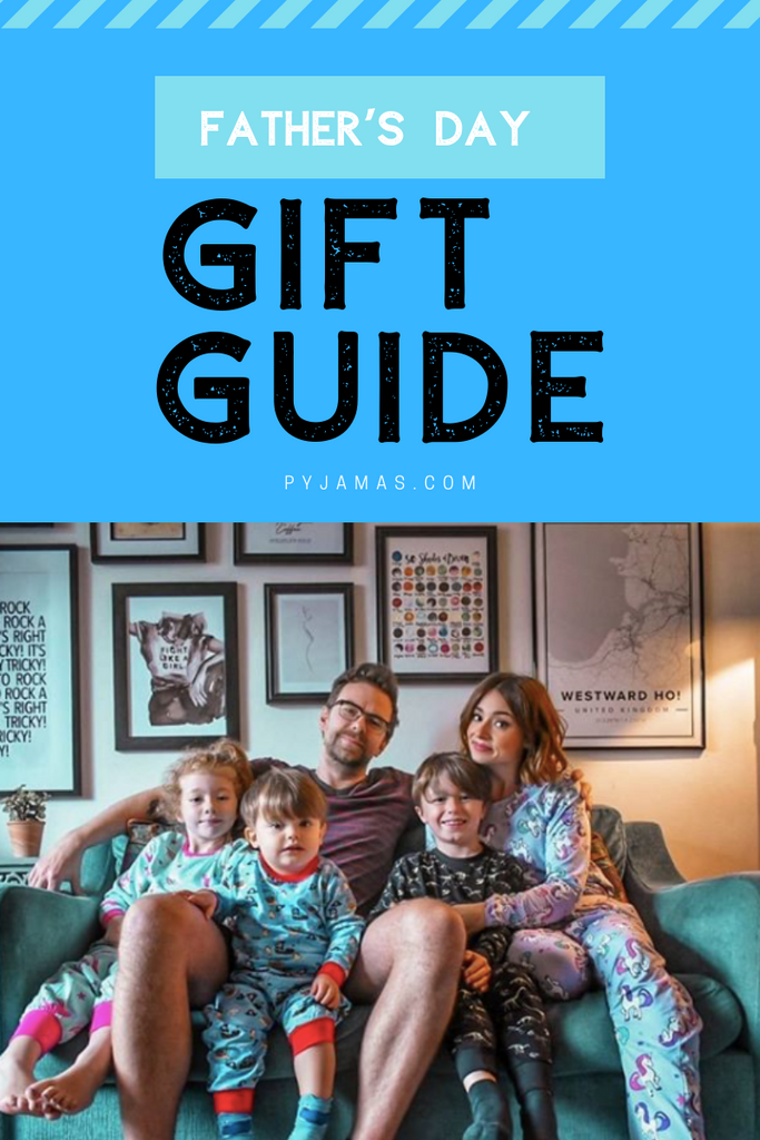 Fathers Day Pyjamas Gift Guide