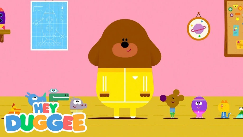 The Perfect Pyjamas For Hey Duggee Fans!