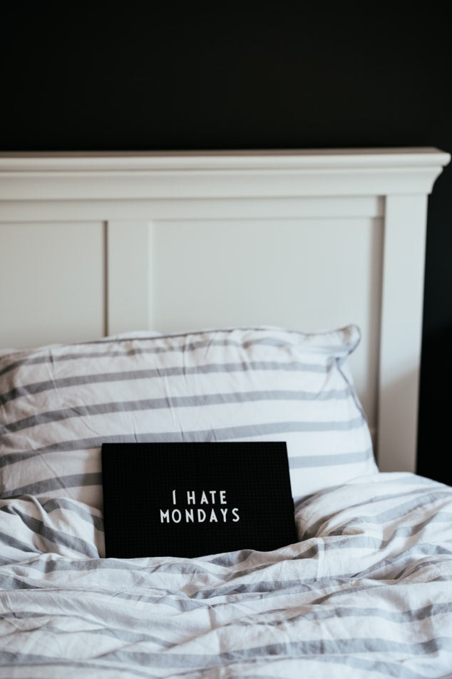 3 Ways To Beat The Monday Blues