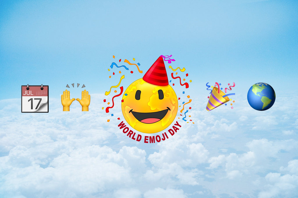 Celebrate World Emoji Day with our Amazing Emoji Pyjamas