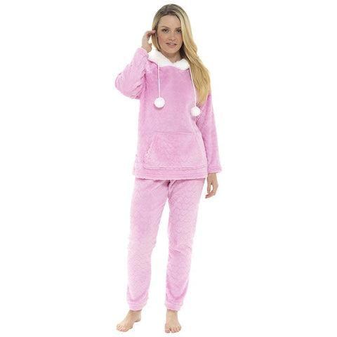 Ladies Snuggle Lounge Pyjamas