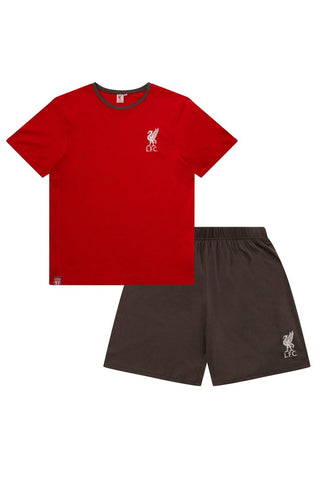 Mens LFC Football Short Pyjamas