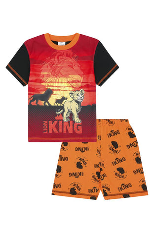 Disney Lion King Short Pyjamas