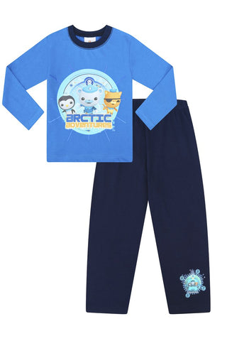 Octonauts Blue Long Pyjamas
