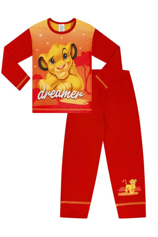 Children's Disney Lion King Pyjamas