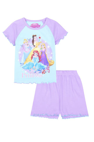 Disney Princess Short Pyjamas