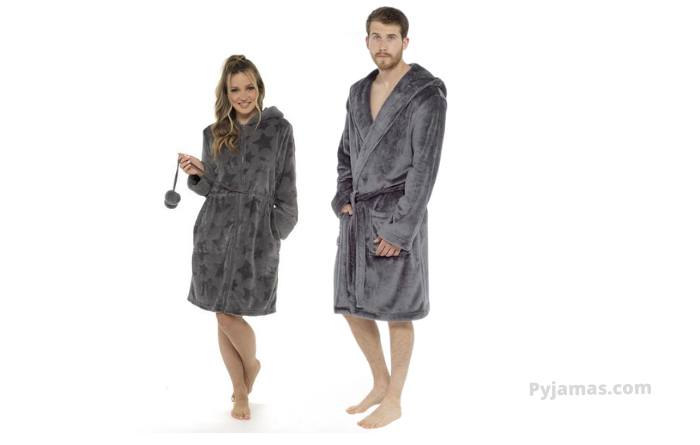 Christmas Dressing Gowns For Couples