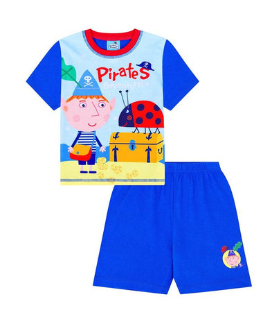 Ben & Holly Short Pyjamas