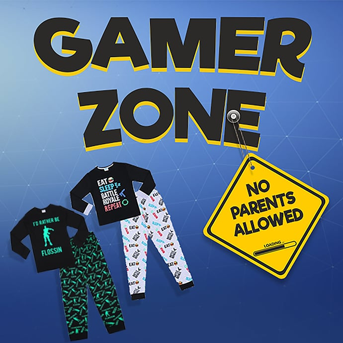 'Gamer Zone' Products
