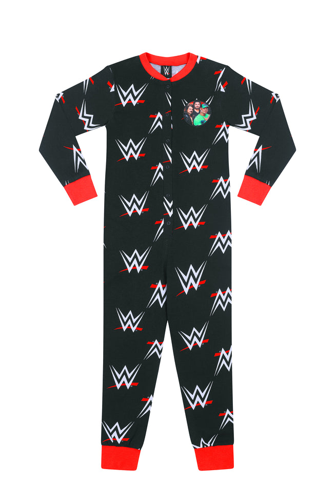 Boys WWE Cotton Onesie