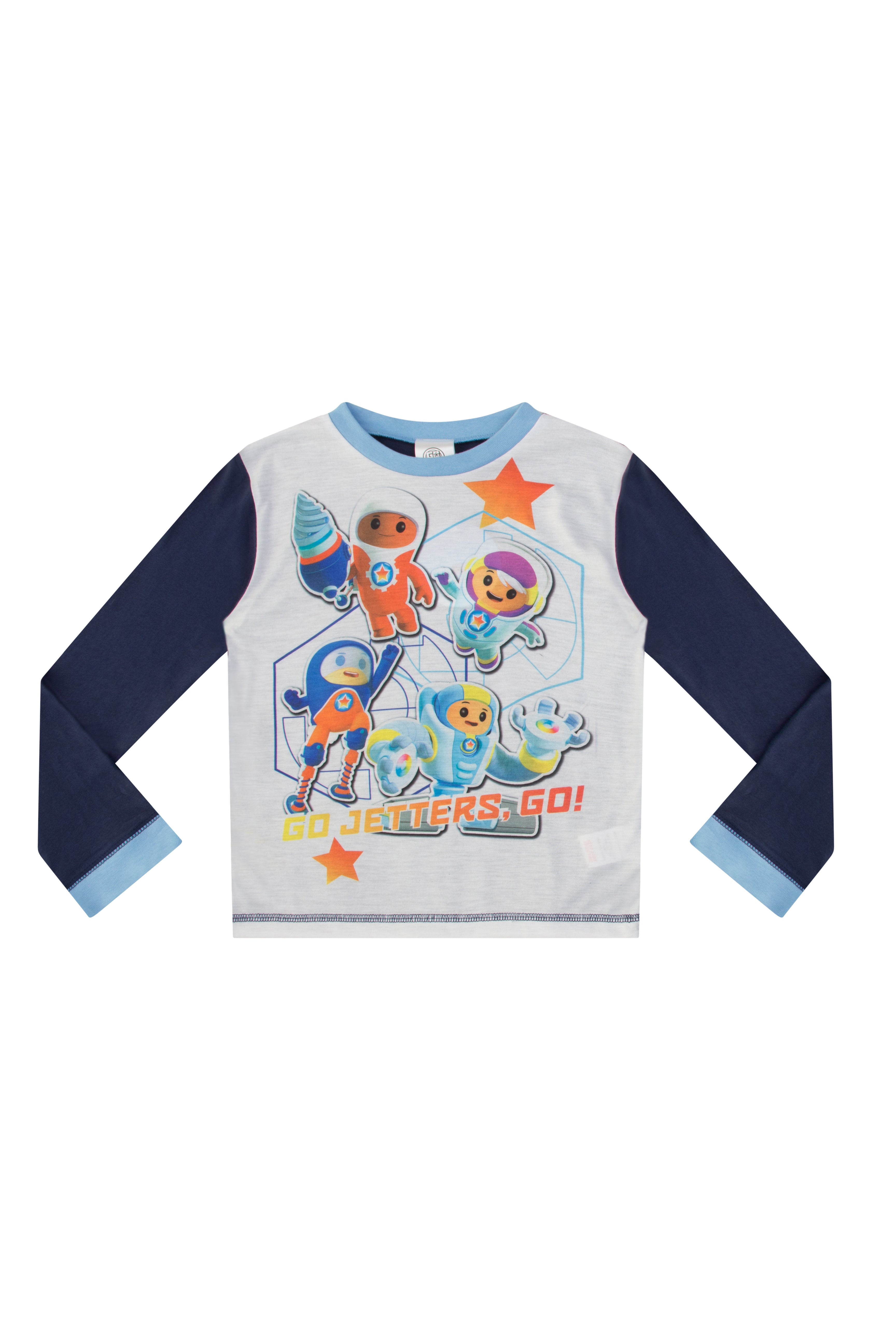 Go Jetters Official Gift Baby Toddler Boys Pajamas