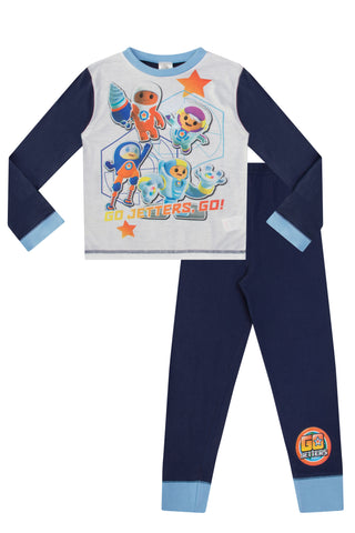 Go Jetters Team Long Pyjamas