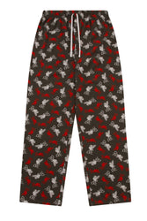 Mens Official Liverpool FC Football Club All Over Print Lounge Pants