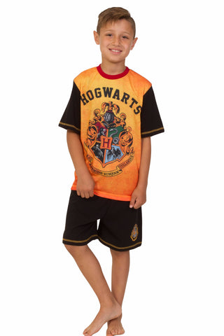 Harry Potter Hogwarts Short Pyjamas