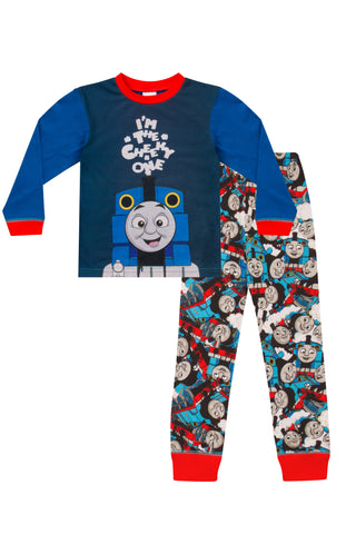 Thomas The Tank Engine Cheeky Long Pyjamas