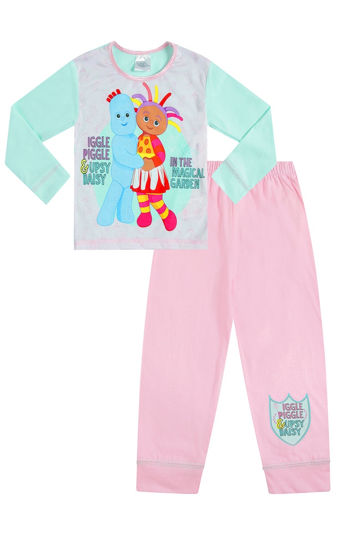 Girls In the Night Garden Upsy Daisy Pyjamas 12-18 months to 3-4 years