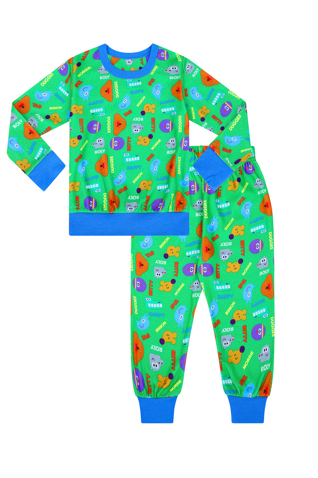 All over Design Hey Duggee Long Twosie Pyjamas