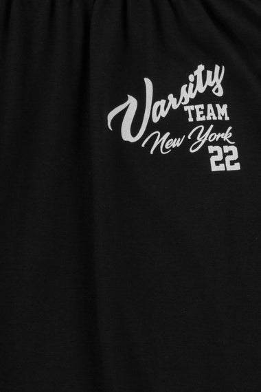 Varsity Team New York Cotton Short Pyjamas
