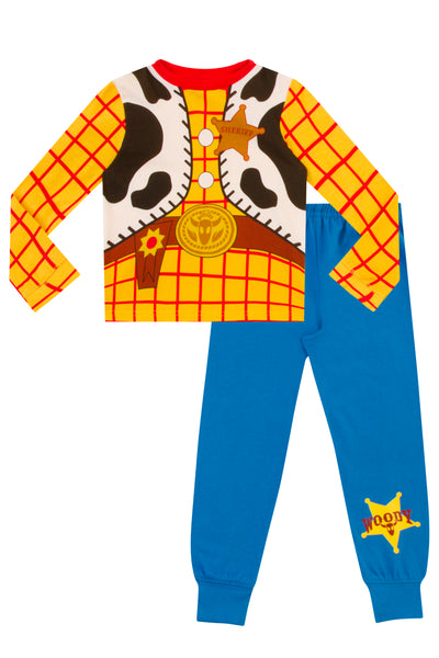 b8a2bbaca Boys Sheriff Woody Long Pyjamas
